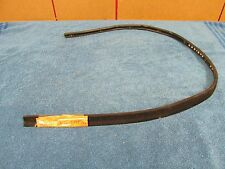 1969-70 CHEVY IMPALA DOOR INNER WINDOW WEATHER STRIP NOS GM 215