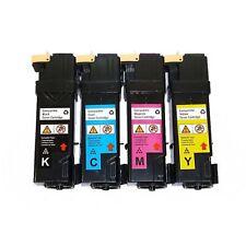 4-Pack/Pk Xerox Phaser 6500 Toner for 6500N 6500DN Workcentre 6505 6505N