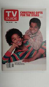 TV GUIDE Canada DIFF'RENT STROKES   Vol 4 #51 - December 20 1980 - Issue No. 208