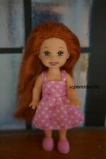 KELLY CLUB Redhead Freckle Face Kelly in Pajama Dress & Slippers
