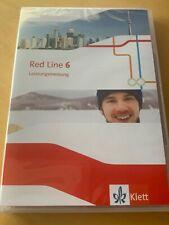 Red Line 6. Leistungsmessung