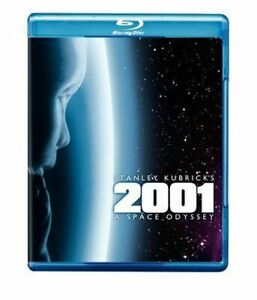 2001 A SPACE ODYSSEY - SPECIAL EDITION BLU-RAY [UK] NEW BLURAY
