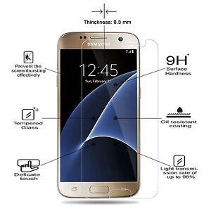 Samsung Galaxy S7 Screen Protector LCD Tempered Glass Galaxy S7 Screen Guard
