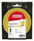 OREGON STARLINE yellow nylon strimmer line 2mm x 155m trimmer line 69-448-Y NEW