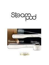 NEW L'OREAL STEAM POD HAIR STRAIGHTENER + FREE  LOREAL STEAMPOD CREAM 200ml,