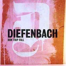 """DIEFENBACH """"Run Trip Fall"""" 10tk cd MINT"""