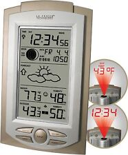 WS-9031U La Crosse Technology Wireless Forecast Projection Weather Station TX7U