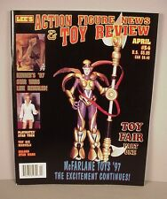 Action Figure News & Toy Review Price guide magazine #54 McFarlane  Star Wars