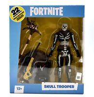 """McFarlane Toys - Fortnite - Skull Trooper Deluxe 7"""" Action Figure"""