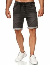 c8b0247605 Pantalones cortos de sudor para hombres usados jogging denim Denim jogging  denim