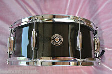 """NEW GRETSCH 14"""" CATALINA MAPLE BLACK BRONZE SPARKLE SNARE DRUM FOR YOUR SET T670"""