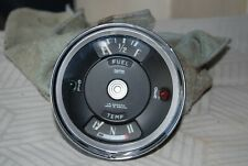 smiths I.P.2200/02 Combined Oil Temp And Fuel Gauge