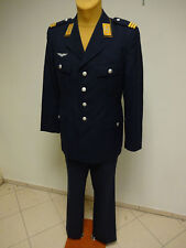 Bundeswehr Uniform Luftwaffe Gr.52 Jacke + Hose Offizier Sakko Anzug Pilot Bw 1