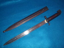 Original Swedish Model 1914 M-96 Rifle Knife Bayonet Sword -EXCELLENT -