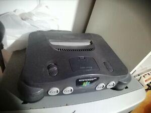 Consola Nintendo 64 Nintendo64 Consola Muy cuidada de coleccion LEER ABAJO