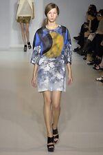 SS 2008 MARNI RUNWAY Sun Print Dress Sz 40