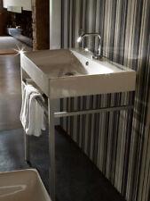 Waschtisch Cento 80x45 Waschbecken Keramikbecken elegant modern