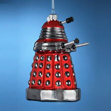 Doctor Who Dalek Red 5-inch Figural Ornament