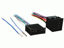Metra 70-9002 Amp Integration Plug Wiring Harness for Select 1987-02 Volkswagen