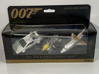James Bond 007 Air Sea and Space Lotus Nellie and space Shuttle TY99283