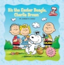 Peanuts: It's the Easter Beagle, Charlie Brown - VeryGood - Schulz, Charles M. -