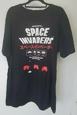 Space Invaders Graphic Mens TShirt Sz XXL