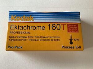 Kodak Ektachrome 160T 120 film x 5 rolls. Color Reversal 5-EPT LOMO  Exp 04/99