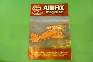 Airfix 1982 September Magazine