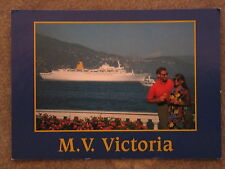 Collectable Cruise Liner Postcards