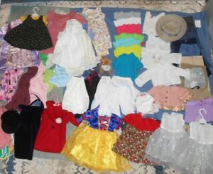 American Girl Doll SIZE LOT OF NON AG CLOTHES HUGE LOT!!