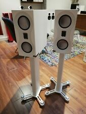 Enceintes/Speakers Monitor Audio Studio blanc satin/white Ex. display demo unit