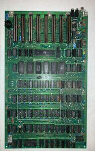 Apple II Plus +  Motherboard 841-0044-C - Cleaned, Tested, Working