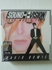 "Bowie ""Sound + Vision 1990 World Tour "" - 13CD/DVD Box Set"