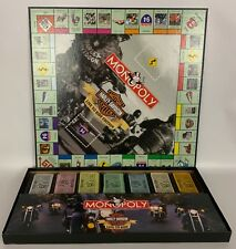 Monopoly Harley Davidson Motorcycles Live To Ride Edition Board Game Complete