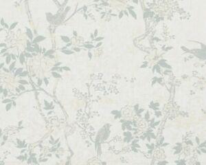 Ralph Lauren Marlowe Floral Wallpaper Dove PRL048/08