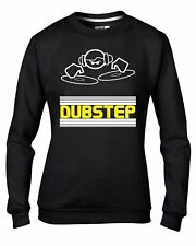 Dubstep DJ Women's Sweatshirt Jumper