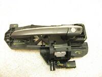 07-13 MERCEDES W221 S550 S600 S65 FRONT LEFT DOOR HANDLE EXTERIOR KEY LESS 09181