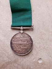 More details for medal for long service in the volunteer force edward the seventh