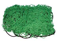 Eufab Abdecknetz Ladungssicherung für Anhänger & Pritschen 2x3m PP-Garn grün