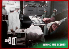 JOE 90 - BEHIND THE SCENES - Card #44 - GERRY ANDERSON COLLECTION - Unstoppable