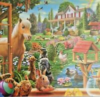 SUMMERTIME FUN JIGSAW PUZZLE 1000 PIECES BRAND NEW & SEALED **FAST DISPATCH**