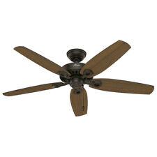 """Hunter Builder Elite Damp 52"""" Indoor / Outdoor Ceiling Fan - 5 - Bronze"""