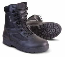 Kombat Combat Boots with Upper Leather Boots for Men