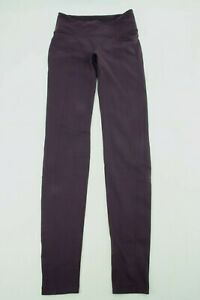 """Athleta Womens Jogger Athletic Pants Purple Size Small Tall ST 4 Pockets 31"""" Ism"""