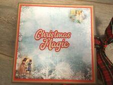 Christmas Photo Album HANDMADE Memory Book Xmas Keepers Vintage Christmas Album
