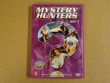 DVD / MYSTERY HUNTERS - DEEL 3