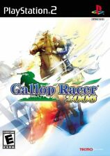 Gallop Racer 2006 PS2 New Playstation 2