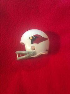 Riddell pocket pro football helmet NFL St. Louis Cardinals two-bar