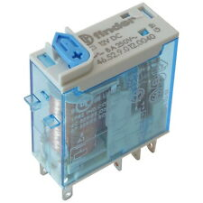 Finder 46.52.9.012.0040 industria-relé 12v dc 2xum 8a 250v ac Relay 855784