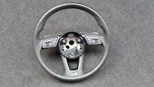 Audi A4 S4 8W A5 S5 F5 S-line Sport Lenkrad Leder Schaltwippen 8W0419091P JAH
